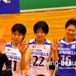 岡山シーガルズ公式ブログ