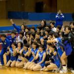 岡山シーガルズおめでとう!