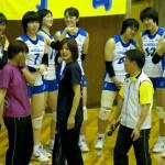 2012岡山シーガルズファン感謝会行って来ました。(引退試合~)